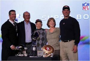 Harbaugh Family