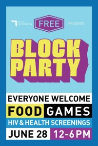 CU Block Party
